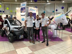La licorne MyCarSpot au Digital Workplace